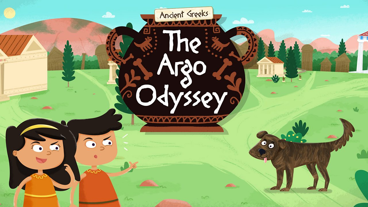 Ancient Greeks: The Argo Odyssey