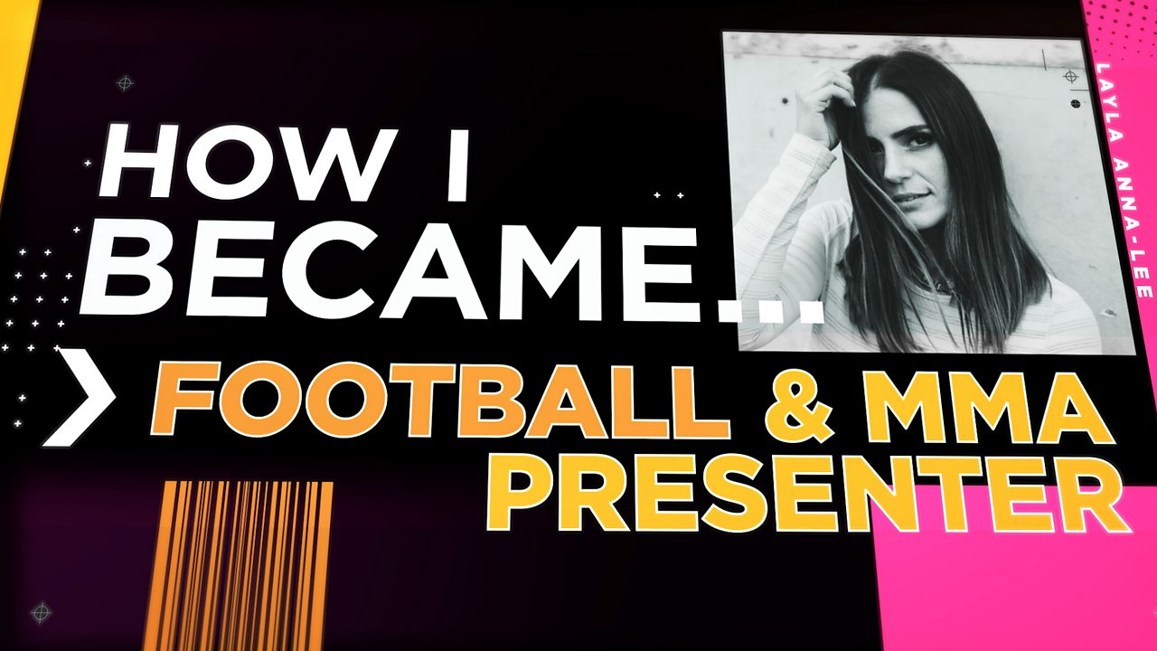 How I became a football and MMA presenter