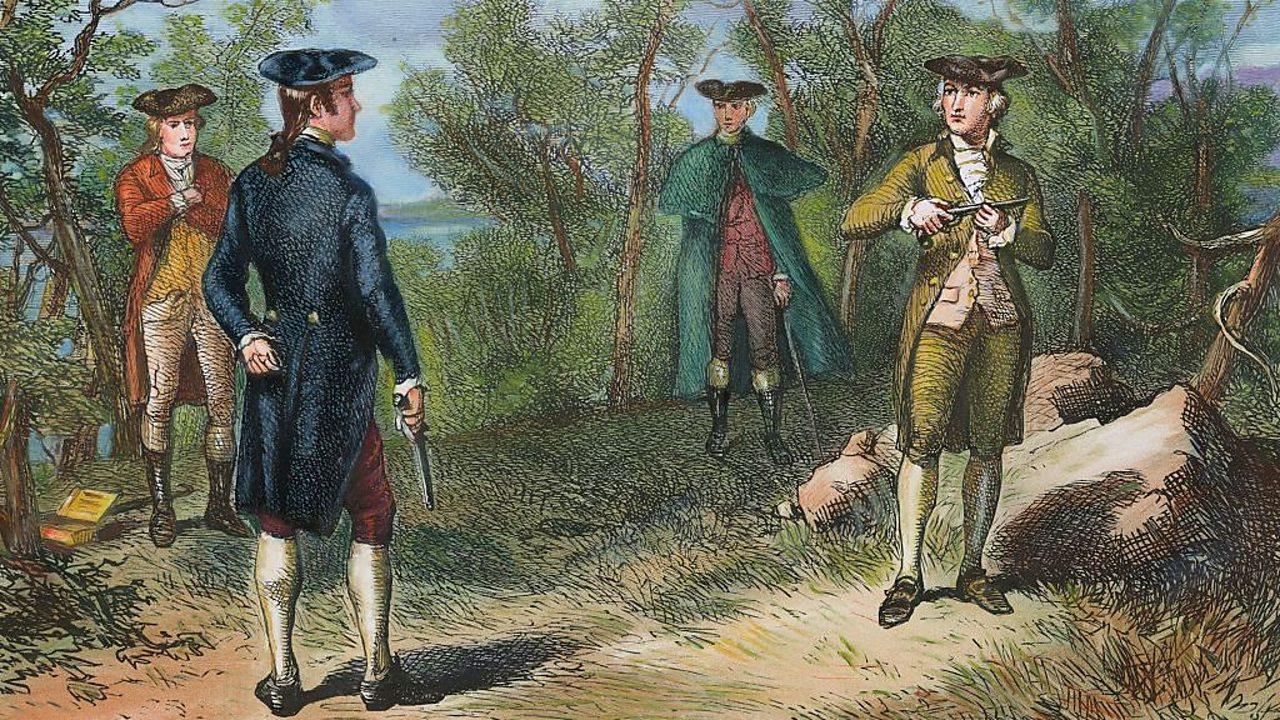 Digging into the history behind Hamilton