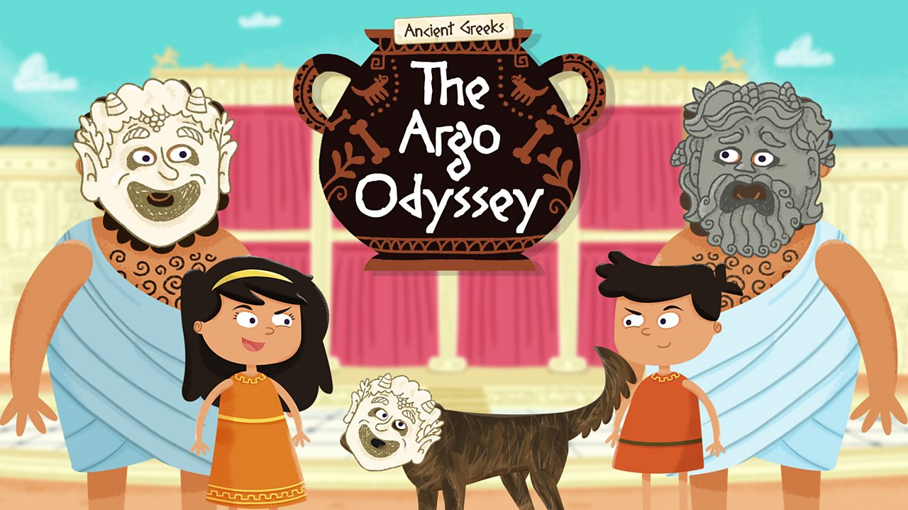 Ancient Greeks: The Argo Odyssey