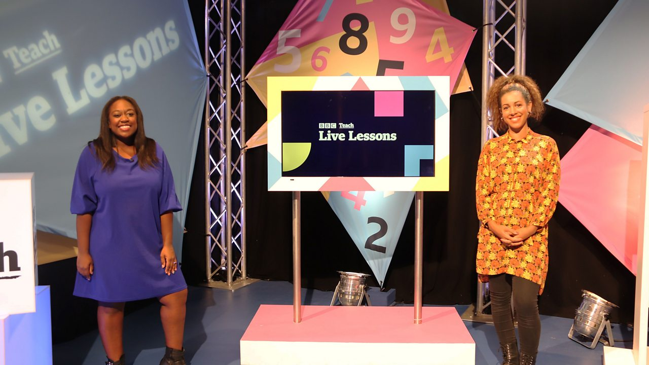Watch again: Literacy Live Lesson 3 for 7-11 year-olds