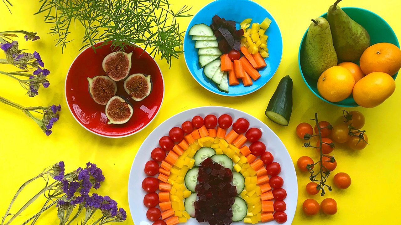 Fun ideas to bring more colour into your family's everyday life
