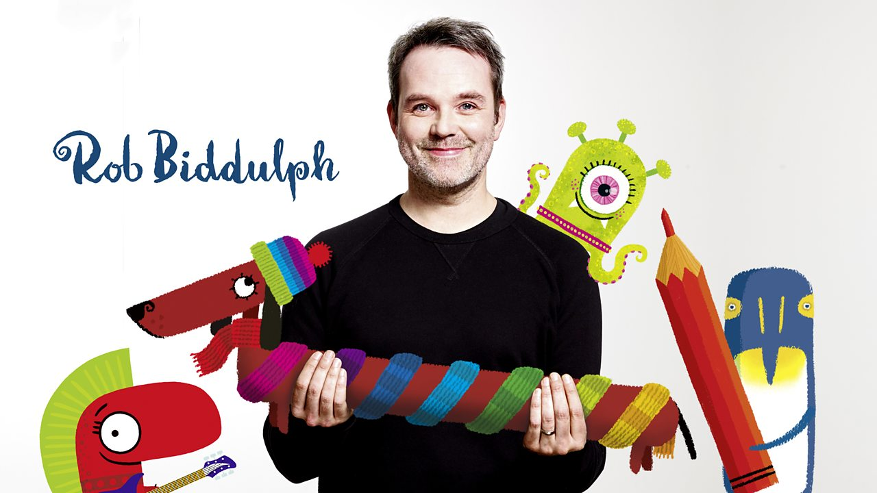 Rob Biddulph's five tips to help you confidently draw with your kids
