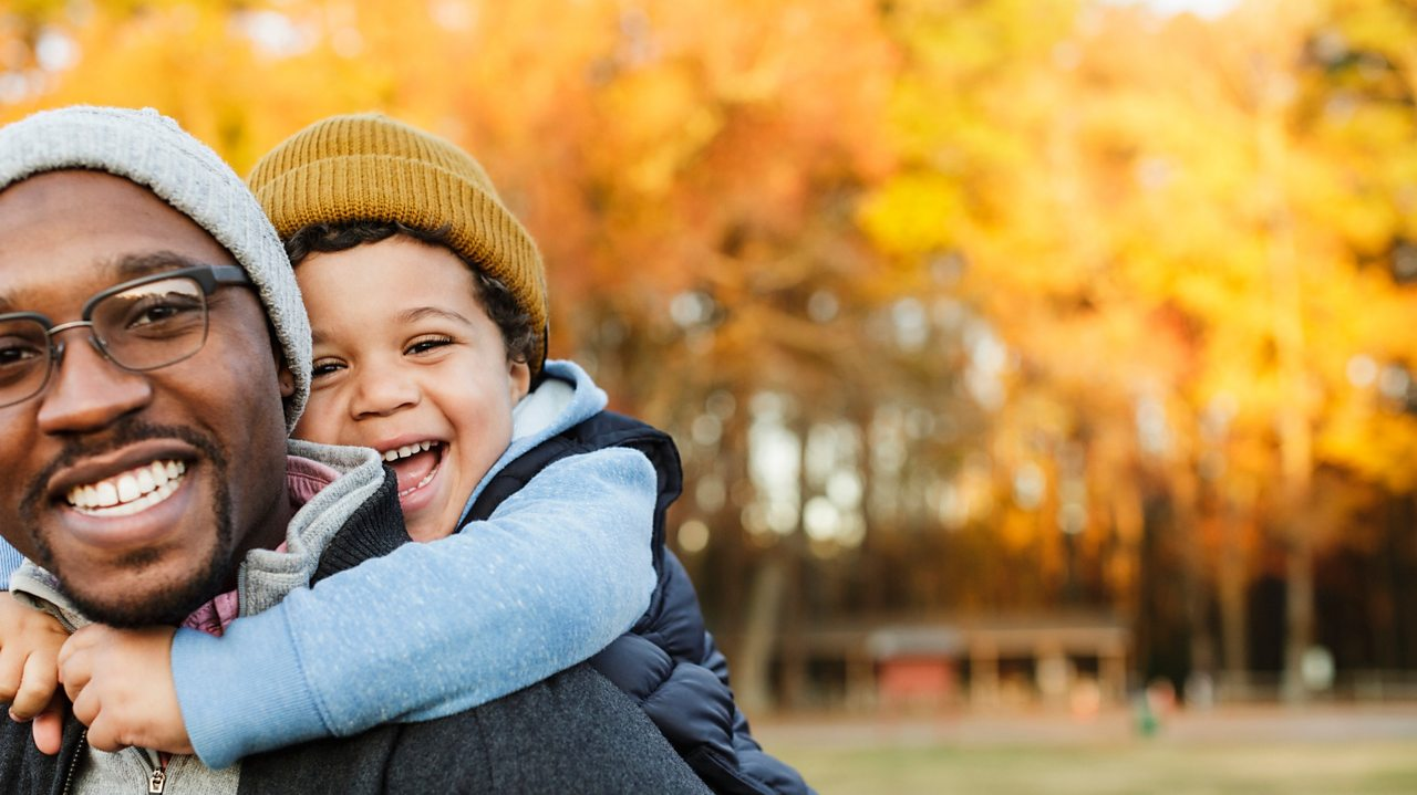 Five ways to keep children active this autumn