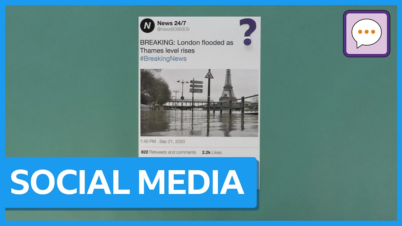 Five ways to spot misleading images online