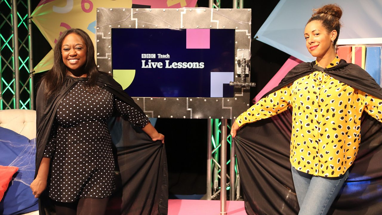 Literacy Live Lesson 4 for 7-11 year-olds