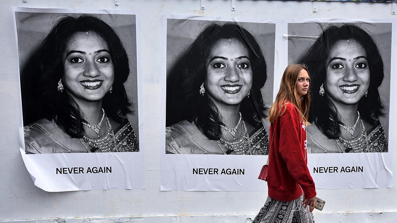 """Savita would not have died if the laws in Ireland were different"""