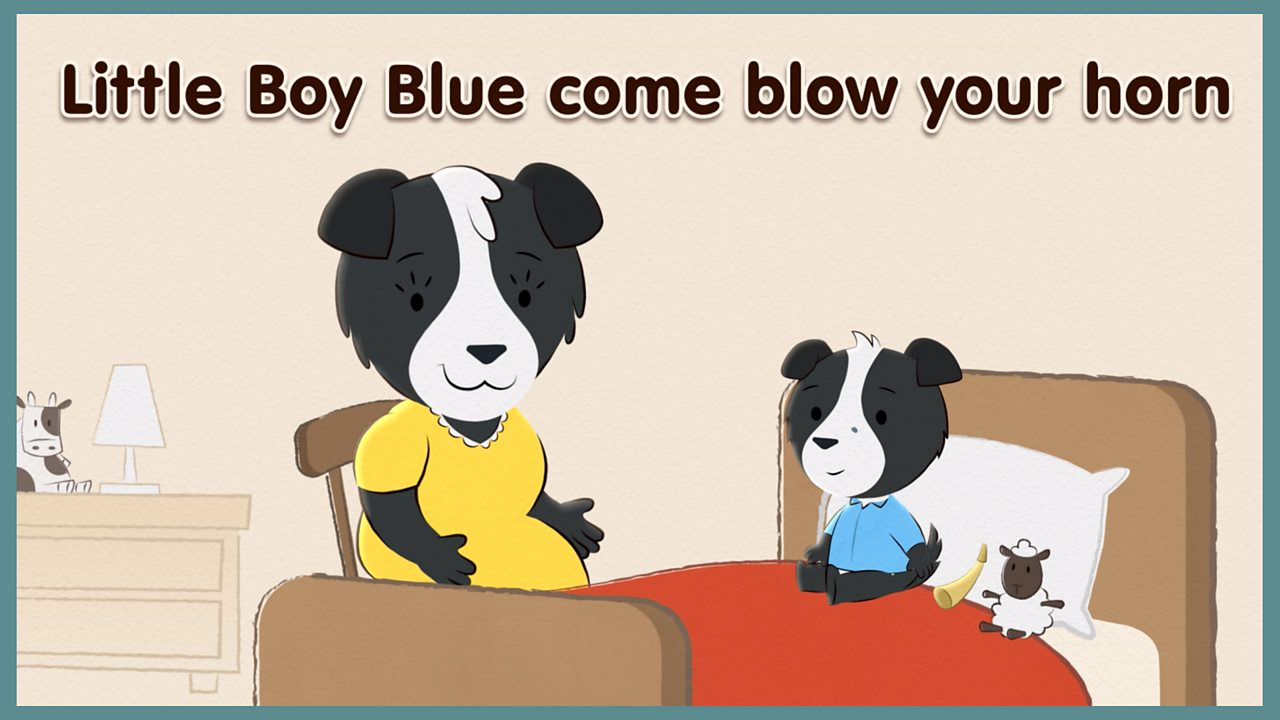 Little Boy Blue come blow your horn