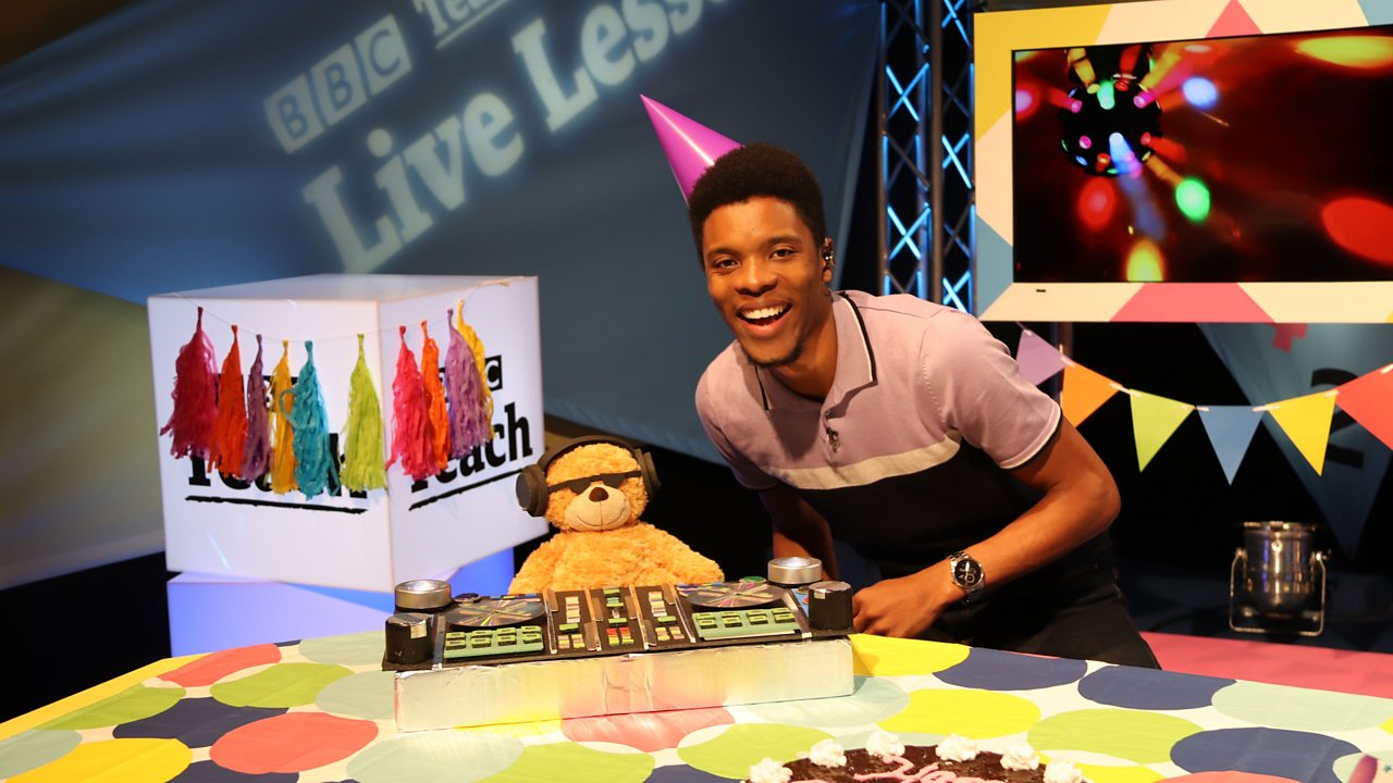 BBC Teach Live Lessons - 2020 programme
