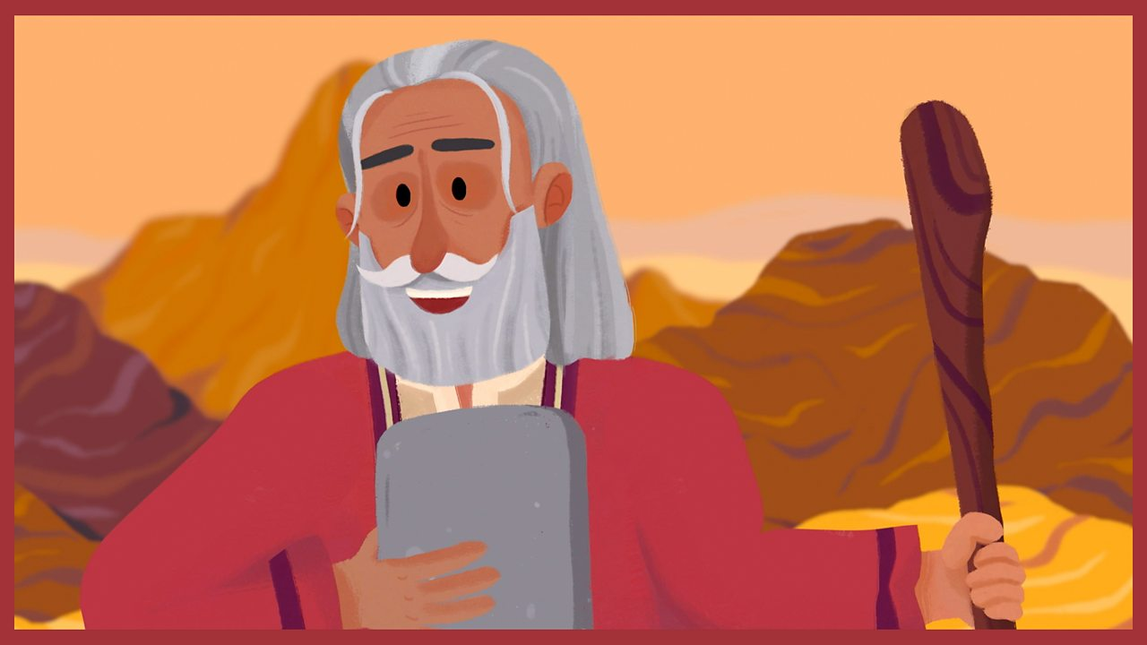 Moses and the 10 Commandments - Vlog #1