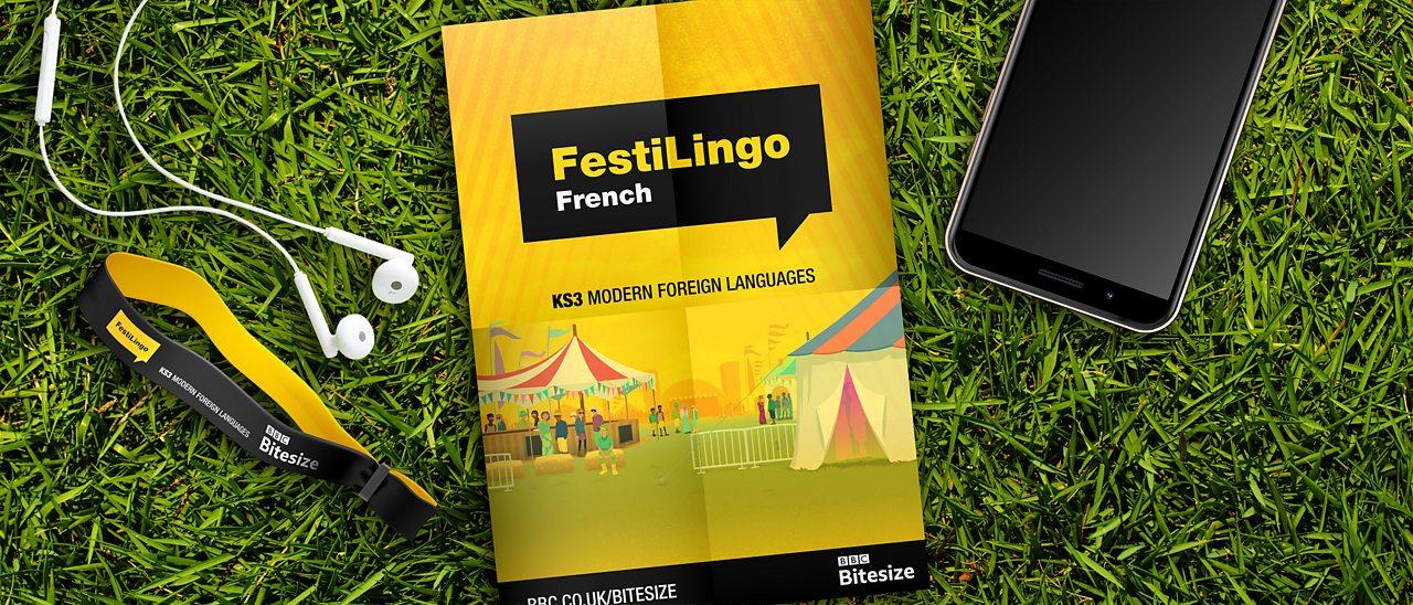 Game - FestiLingo: French