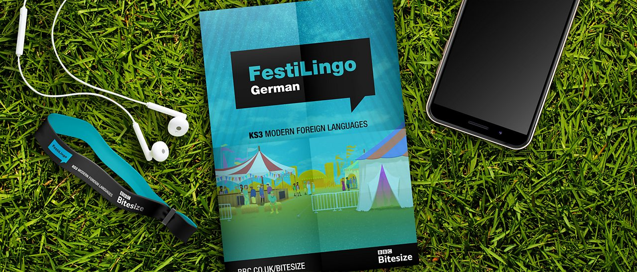 Game - FestiLingo: German