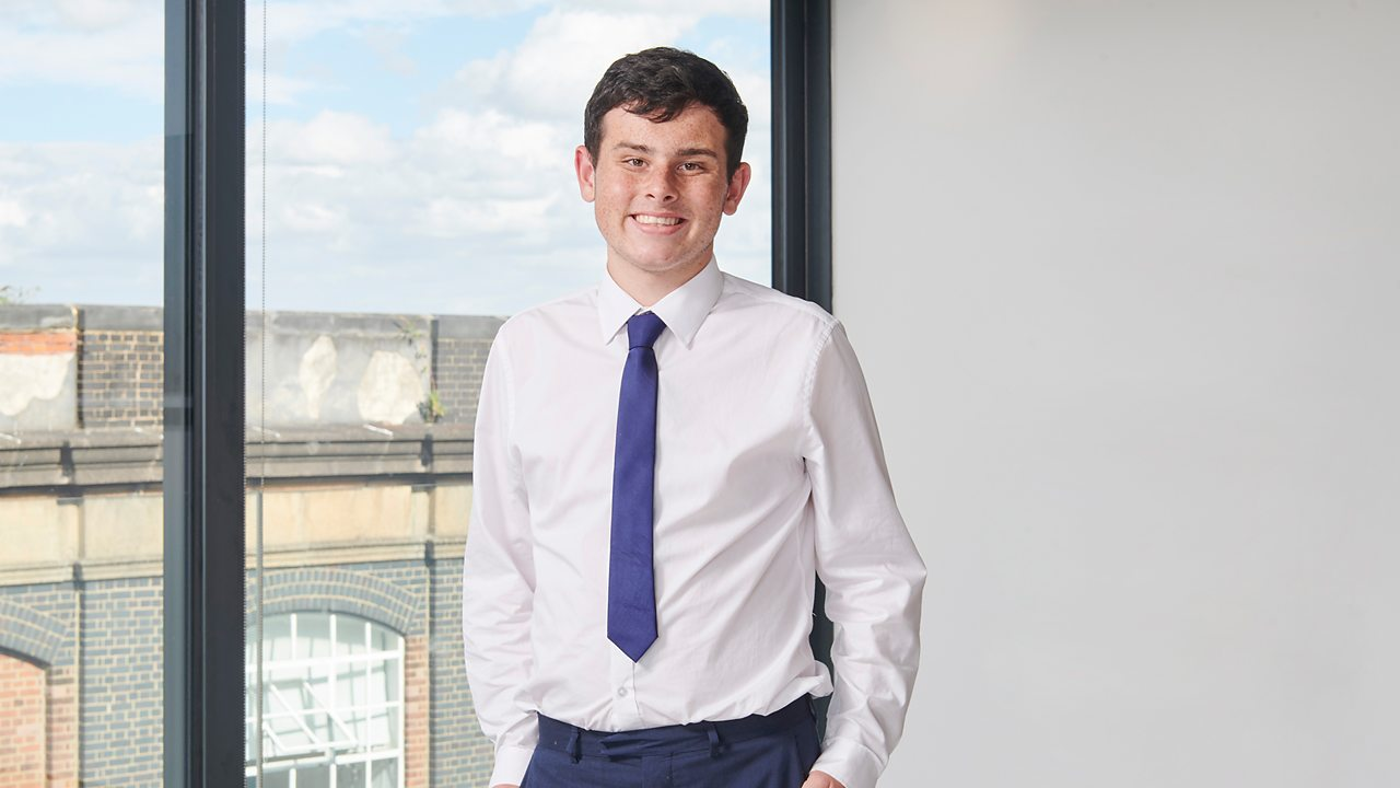 How to embrace the new and learn some valuable transferable skills - Louis' story
