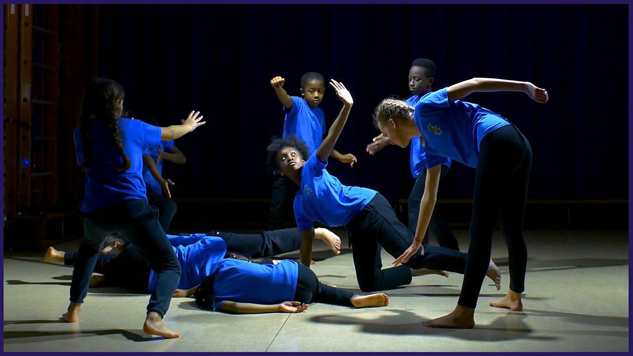 Step-by-step: Dance 7 - 11