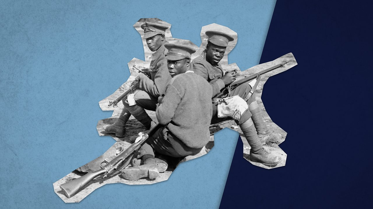 Why the British West Indies Regiment joined World War One