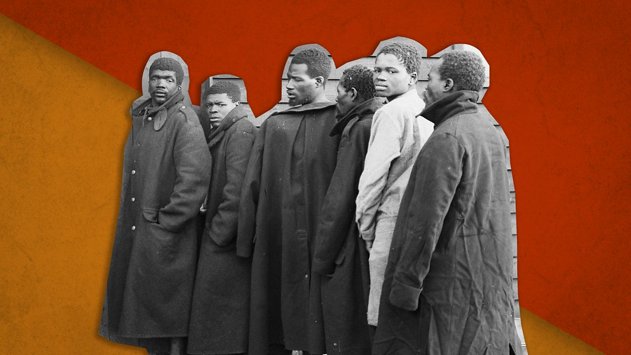 Segregation and racism of the South African Native Labour Corps