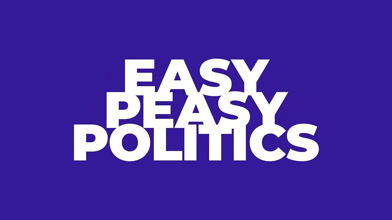 Easy peasy politics