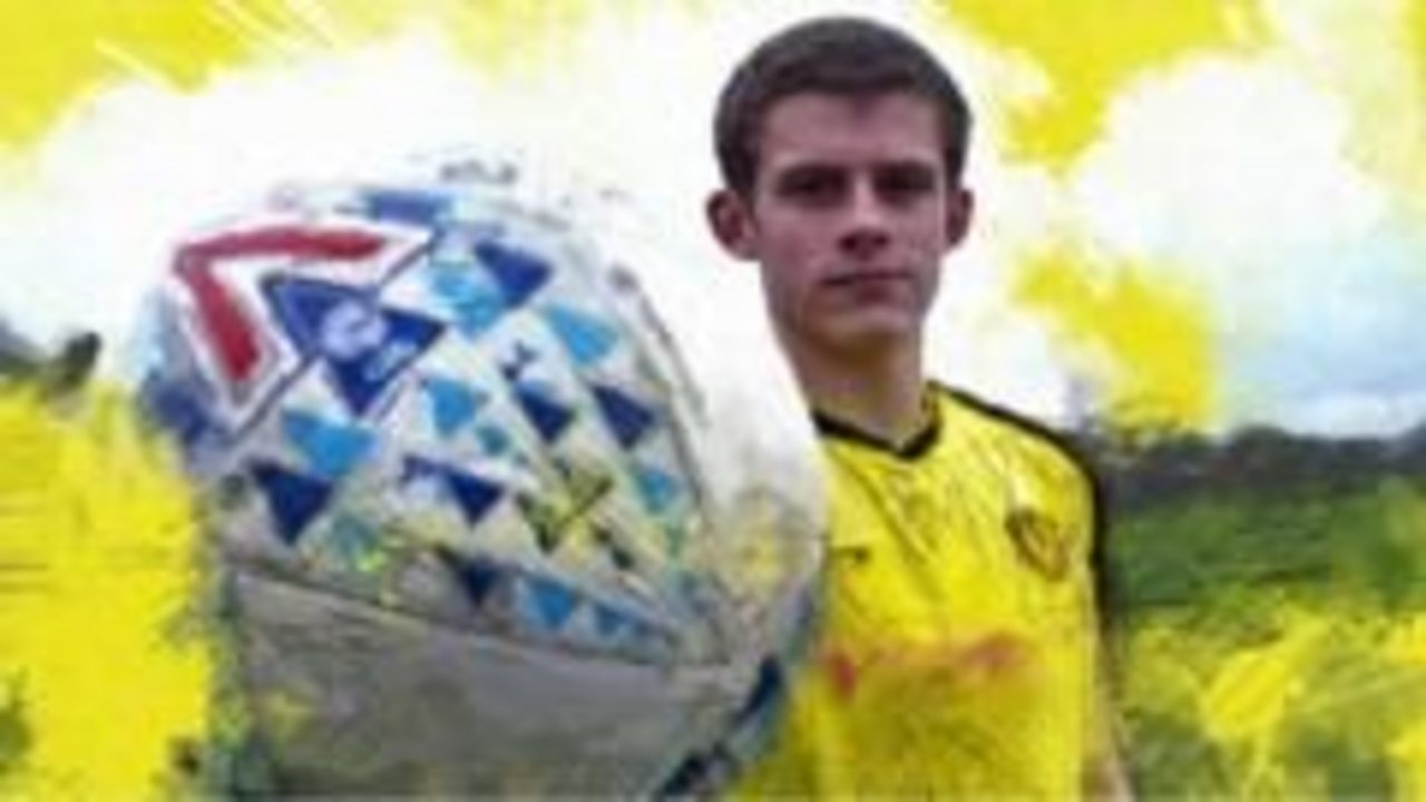 'Highlighting mental health in football is vital': Life as an academy prospect