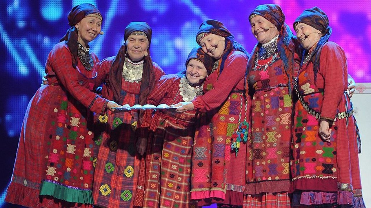 How Eurovision shines a light on languages