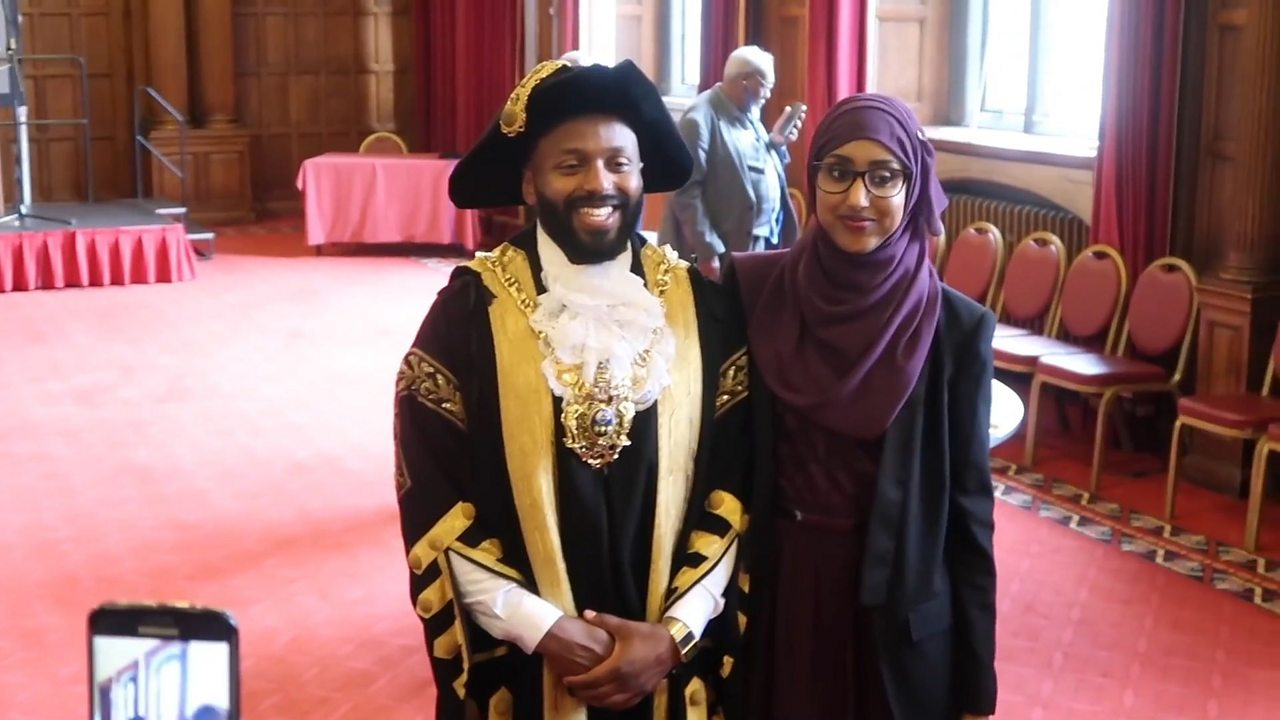 Magid Magid - Becoming the youngest ever Lord Mayor of Sheffield