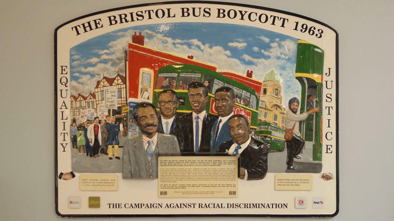 Vernon Samuels - The Bristol Bus Boycott of 1963
