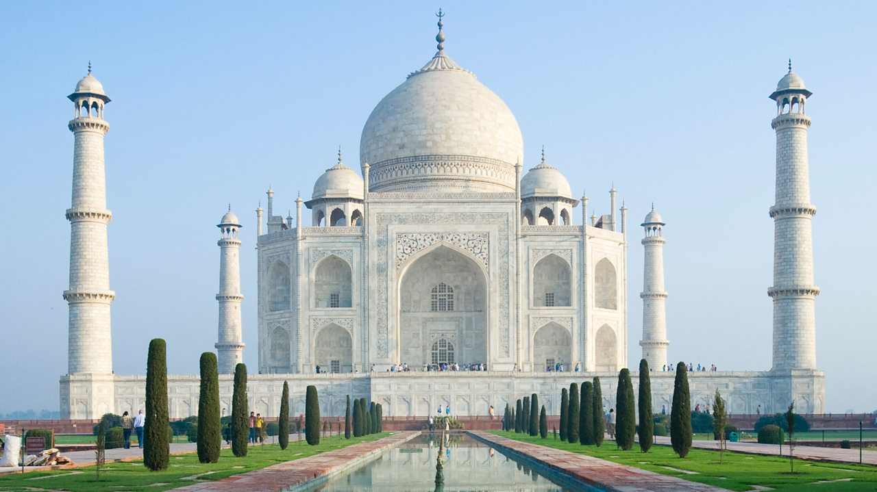 The Seven Wonders of the World quiz