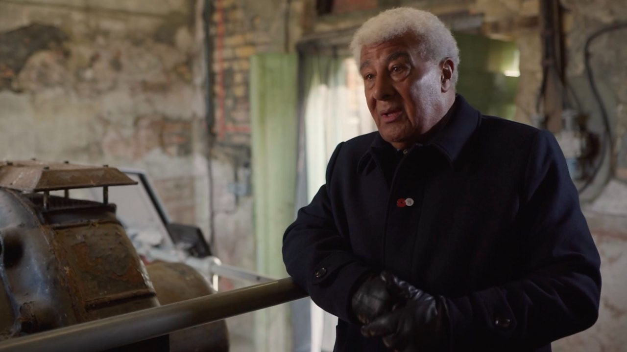 Mac Williams - Working in the coal mining industry