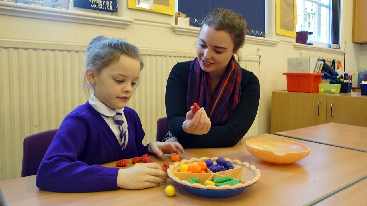 Stacey: teaching assistant