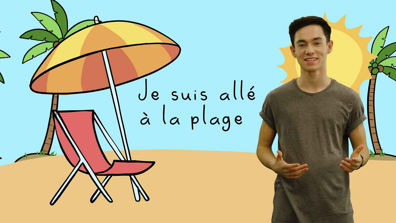 The perfect tense: How to talk about the past in French