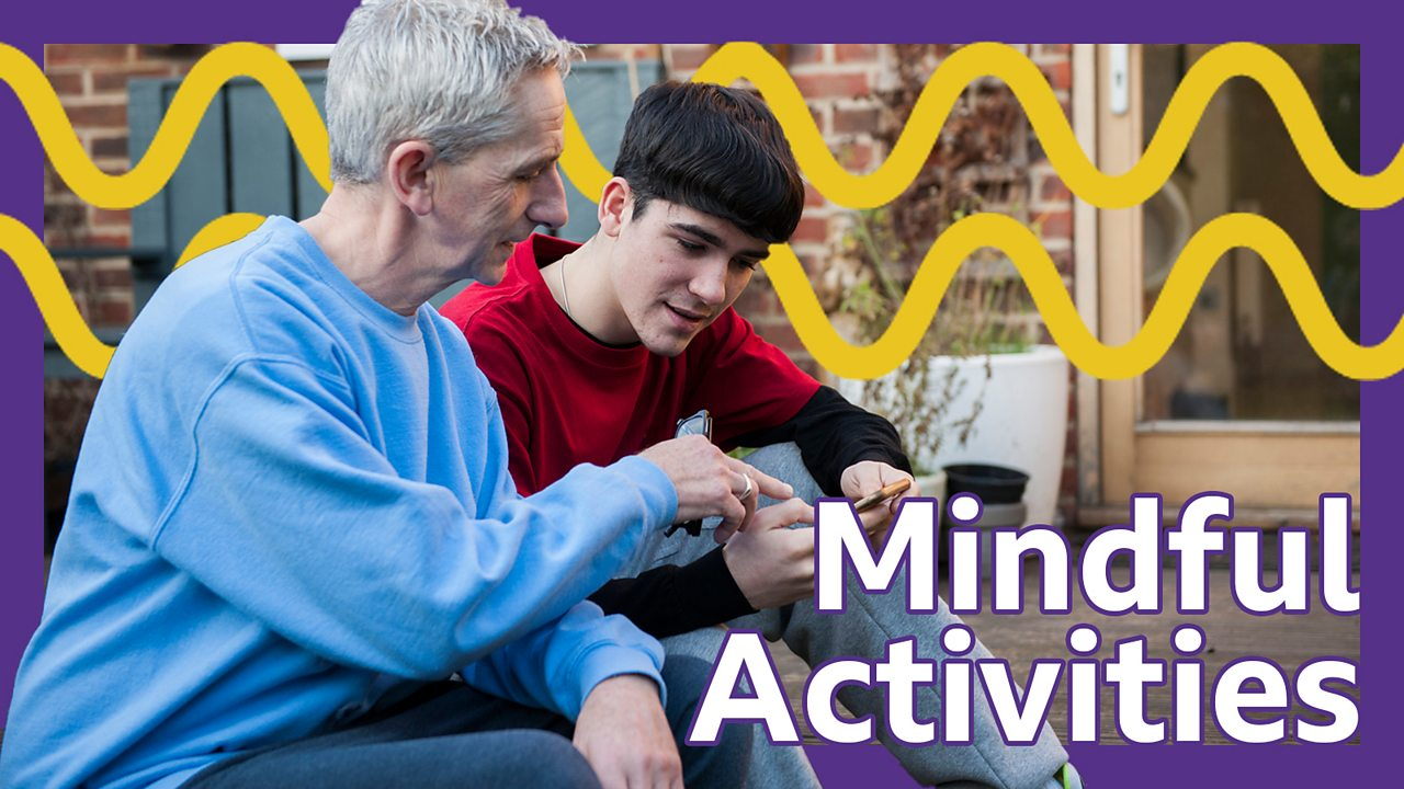 More mindfulness and wellbeing activities