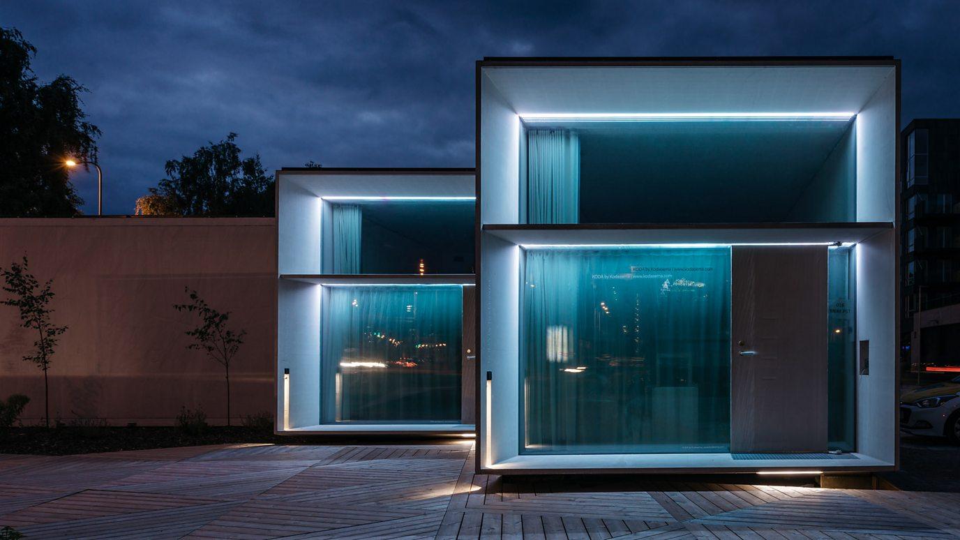 The housing designers solving urban living's big problem ...