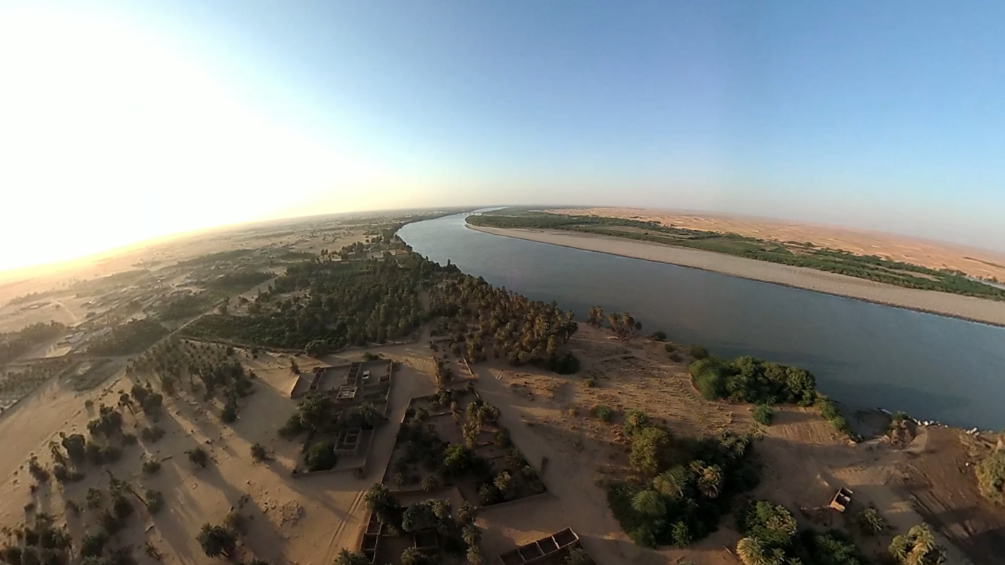 BBC Launches VR Documentary Series Damming the Nile VR