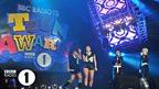 Little Mix at Radio 1's Teen Awards 2012