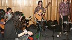 Foals in the Live Lounge - 14 Mar 08 - 2