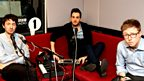 Delphic in the Live Lounge 15 Mar 10 - 1