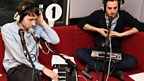 Delphic in the Live Lounge 15 Mar 10 - 4