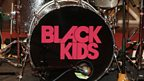 Black Kids in the Live Lounge - 09 Jul 2008 - 7