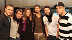 Take That: Live Lounge - 22 Nov - 1