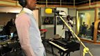20 Oct 11 - Labrinth in the Live Lounge - 8