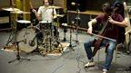 11 Jan 12 - Twin Atlantic in the Live Lounge - 8