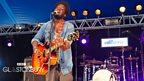 Michael Kiwanuka  at Glastonbury 2013