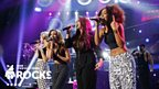 Little Mix at Children In Need Rocks 2013