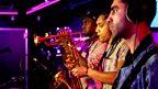 Rudimental in the Live Lounge