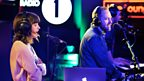 CHVRCHES fill the room at Radio 1