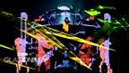Skrillex at Glastonbury 2014