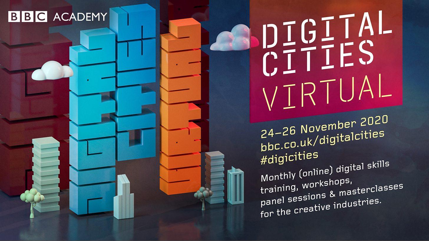 Digital cities November image