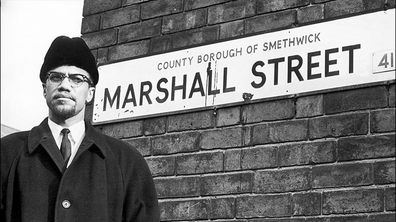 Malcolm X: From civil rights to Smethwick