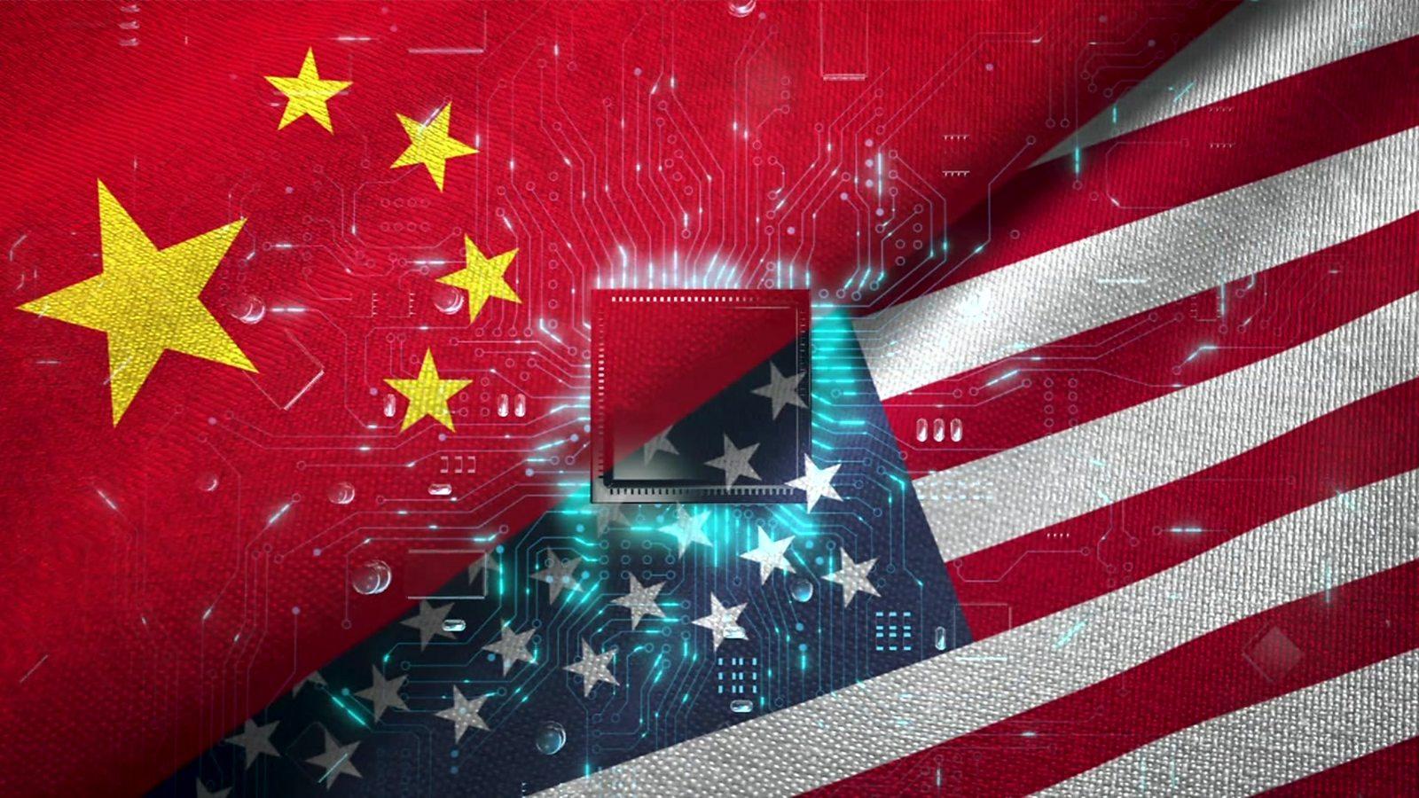 Chip wars: The US v China