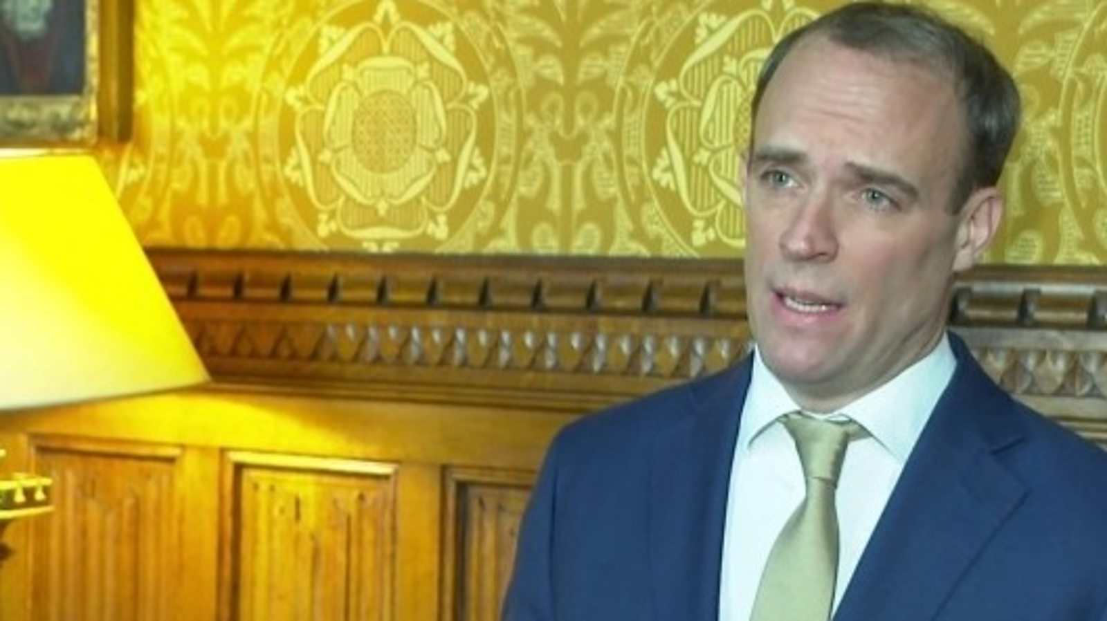Raab: 'We continue to offer the Dunn family support'