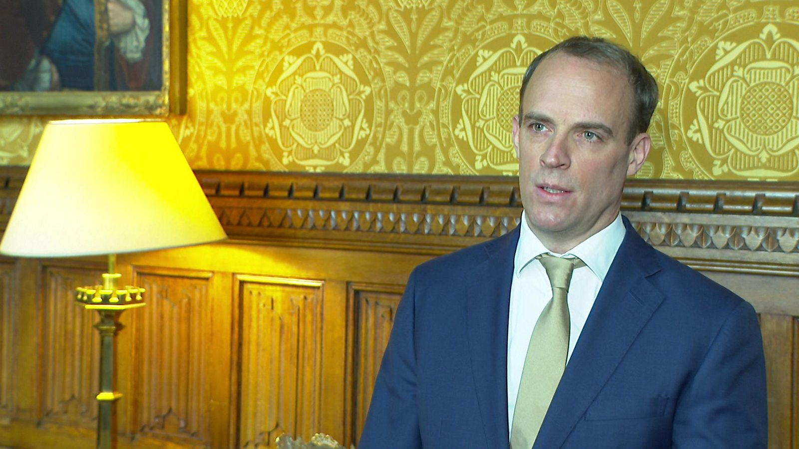 Raab: UK will remain 'major aid contributor'